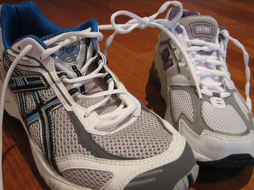 New Shoes! Medium