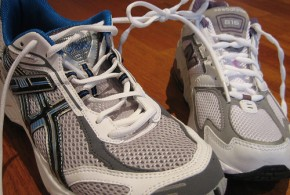 Buying Running Shoes  in Shoe