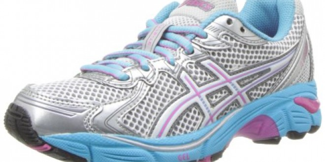 ASICS GT-2170 GS Running Shoe (Little Kid/Big Kid),White/Raspberry/Turquoise,4.5 M US Big Kid