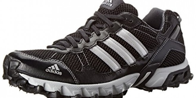 adidas Performance Men's Thrasher 1.1 M Trail Running Shoe, Core Black/Metallic Silver/Light Onix, 10 D US