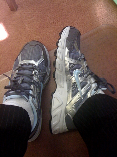 New running shoes! Featured