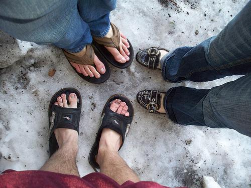 proper footware Featured