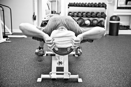 Beginners Fitness Weight Training  in Training Featured